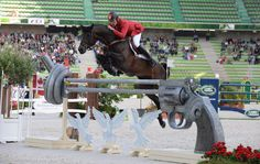Kent Farrington (USA) and Germany's Christian Ahlmann are among a group of riders to have pulled out of the penultimate round of the individual championship at the Alltech FEI World Equestrian Games.