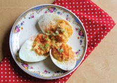 Niamh Shields' Devilled Eggs