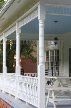 The Blue Porch