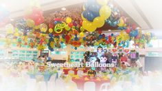 "Sweetheart Balloons, where joyful thoughts and delightful happenings all come hand in hand.  Sweetheart Balloons has made a name for generations with only one thing in mind, ""Total customer satisfaction"".  823 Salazar Street Binondo, Manila,  Jevon G. Tan  Tel No. (02) 524-9882 (02) 241-9917  (02) 985-0078 (02) 215-9970  Mobile:  Sun: 09228908682  Globe: 09178908628  Smart: 09209266448 Balloon Clusters, Balloon Ceiling, Sleepless Nights, Happenings, Manila, Joyful, Globe, Balloons, Sun"