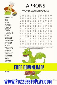 Printable Puzzles, Crossword Puzzles, Free Printable Worksheets, Printable Labels, Printable Coloring, Free Word Search Puzzles, Word Search Games, Word Games, Holiday Activities