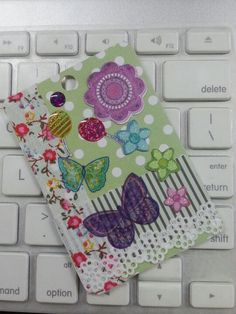 First scrapbook tag (2013_03_17)