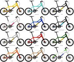 Bike Parts, Cool Bikes, Road Bike, Cycling, Bike Stuff, Cool Stuff, Mini, Design, Bicycles