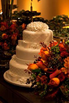 Pretty cake. Top 2 tiers