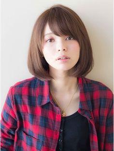 アフロートジャパン(AFLOAT JAPAN)頭の形が綺麗に見えるまとまりツヤボブ【銀座 丸の内】