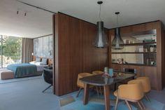 Patricia Urquiola is behind the first new hotel to be built on the shores of Italy's Lake Como in decades, Il Sereno Lago di Como. Patricia Urquiola, Comer See, Casa Hotel, Hotel Interiors, Suites, Lake Como, Best Interior Design, Contemporary Interior, Mid Century House