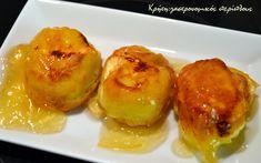 Μαλεβυζιώτικα μυζηθροπιτάκια αλλιώς! Greek Recipes, Soul Food, Baked Potato, Cooking Recipes, Pudding, Sweets, Baking, Vegetables, Ethnic Recipes