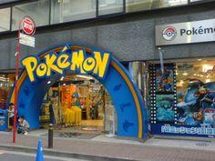 東京ポケモンセンター/Tokyo Pokemon Center