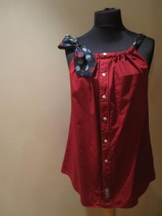 Women's Upcycled Clothing.   But I could make this.