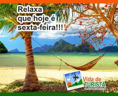 Ótima sexta-feira e ótimo final de semana a todos! #sexta #fds #relax