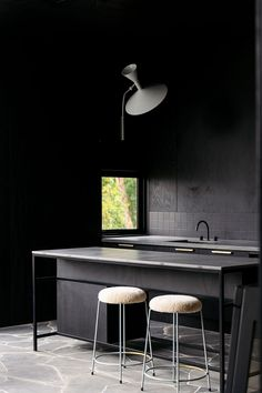 Slow Beam, A Unique Accomodation Offering - The Fisher & Paykel Series - The Local Project Kitchen Benches, Old Kitchen, Kitchen Modern, Kitchen Ideas, Cabin Interior Design, Interior Architecture, Australian Architecture, Architecture Details, Perth