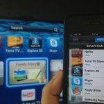 Como controlar sua Samsung Smart TV pelo iPhone?