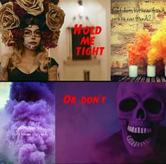 HOLD ME TIGHT, OR DON'T | Fall Out Boy | Edit by Amethyst Dragon, credit to owners of photos