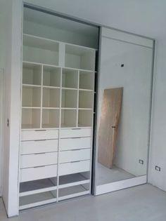 White Bedroom Design, Small House Interior Design, Bedroom Closet Design, Bedroom Furniture Design, Girl Bedroom Designs, Wardrobe Laminate Design, Pinterest Room Decor, Cupboard Design, Minimalist Furniture