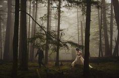 Kristen Marie Photography :: Seattle, Portland and International Destination Wedding and Engagement Photographer - :: - AMBER + LUKE Forest Wedding, Woodland Wedding, Fall Wedding, Dream Wedding, Gift Wedding, Orcas Island, Photo Couple, Island Weddings, Location