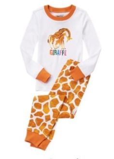 5 T Gymboree Eric Carle GIRAFFE Gymmies PJ's Pajamas Toddler Boy Girl New NWT in Clothing, Shoes & Accessories, Baby & Toddler Clothing, Boys' Clothing (Newborn-5T) | eBay