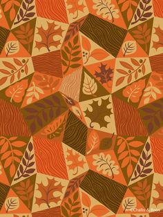 new artwork and random thoughts from David Roos & Ian Challis Pumpkin Colors, Random Thoughts, Autumn Leaves, October, Quilts, Halloween, Artwork, Artist, Design