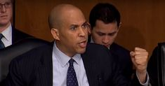 The mainstream media has done its best to avoid the latest example of Democrat hypocrisy when it comes to the treatment of women by men in powerful positions.But when Sen. Cory Booker of New Jersey launched a vicious, public attack on the Trump administration's secretary of homeland security during a Senate hearing on Tuesday, he…