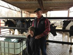 Read about Happy Cow Creamery and ethical farming!