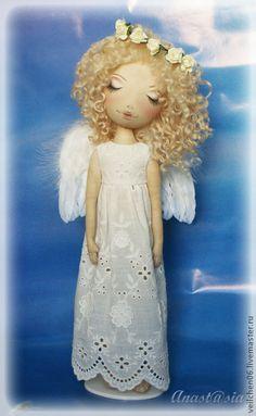 Коллекционные куклы ручной работы. Ярмарка Мастеров - ручная работа Angel. Handmade.