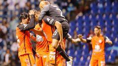 Pachuca le roba un punto al Puebla - ESPN Deportes