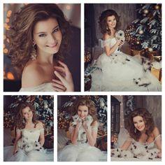 ♥❤ Идея для фотосессии ❤♥ ✪Фотограф: Наталия Мужецкая.✪ ✔ #идеи_позирования #идея_для_фото #портфолио #фотосессия #фотостудия #фотосъемка #красавица #интересно #примерпозирования #позыдляфото #платье #гидпопозированию #котик #cat #праздник