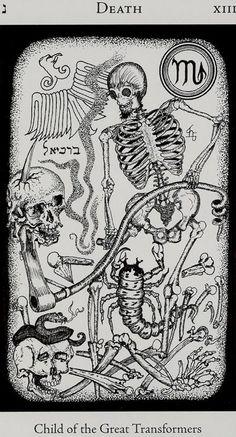 Death - Hermetic Tarot