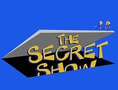 #thesecretshow #animation #cartoons #titlecard