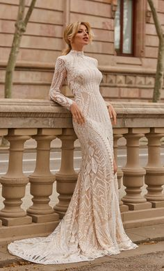 Buy Wedding Dress, Lace Wedding Dress With Sleeves, Elegant Wedding Dress, Modest Wedding Dresses, Bridal Dresses, Wedding Gowns, Lace Sleeves, Bohemian Style Wedding Dresses, Ceremony Dresses