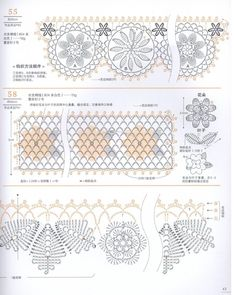 #ClippedOnIssuu from Lacework flower design vol 18 2013