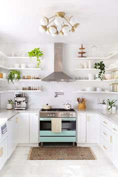 Elsie's Kitchen Tour (Before & After)