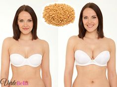 www. A brand-new e-book Boost Your Bust is available online to any woman or girl who wants to boost her bust size naturally – without expensive breast augmentation surgery or inconvenient bra pads and inserts. Beauty Care, Beauty Hacks, Hair Beauty, Beauty Secrets, Healthy Beauty, Tips Belleza, Health Diet, Excercise, Skin Care