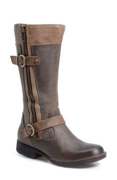 Børn 'Kendall' Biker Boot (Women) available at #Nordstrom