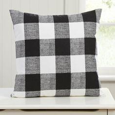Lumberjack Pillow
