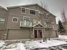 Townhome vacation rental in Silverthorne, CO, USA from VRBO.com! #vacation #rental #travel #vrbo