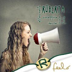 #Roberta è sempre pronta alla sfida, alla ricerca di nuove esperienze che la arricchiscano! #Feelo #HandMade #MadeInItaly #TaylorMade