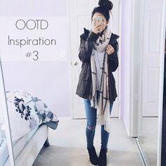 Mystery Girl: OOTD Inspiration | #3