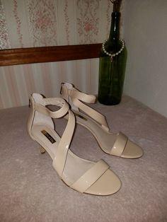 5a80e6a637f1 Louise et Cie Womens Hilio SANDAL ODESSA SIZE 8 M  fashion  clothing  shoes