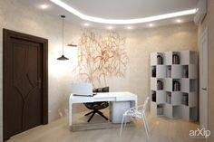 Кабинет в офисе: интерьер, строительство, офис, администрация, современный…