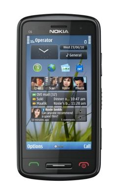 Nokia C6-01 Unlocked GSM Phone with 8 MP Camera, 720p Video Recording, and Ovi Maps Navigation--U.S. Version with Warranty (Black) - http://www.discountbazaaronline.com/nokia-c6-01-unlocked-gsm-phone-with-8-mp-camera-720p-video-recording-and-ovi-maps-navigation-u-s-version-with-warranty-black/