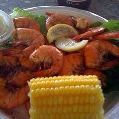 Shrimp Supper