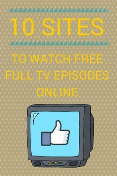 10 Sites to Watch Free TV Shows Online (Full Episodes) Ellie Marquez - freetime. Watch Free Tv Shows, Free Shows, Movies To Watch Free, Tv Hacks, Movie Hacks, Netflix Hacks, Free Tv Shows Online, Free Tv Show Websites, Smartphone