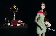 AD Campaign | Valentino F/W 2013-14