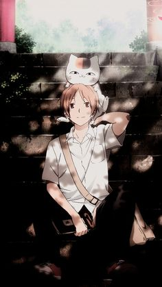Browse natsume yuujinchou collected by anime no jikan and make your own Anime album. Anime Love, Anime Guys, Manga Anime, Anime Art, Clannad, Days Anime, Kawaii, Ghibli, Natsume Takashi