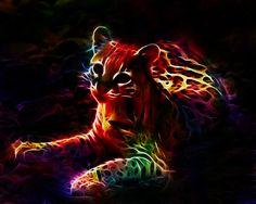 animaux couleurs Fractalius 5