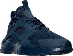 Men's Nike Air Huarache Ultra Breathe Running Shoes | Finish Line
