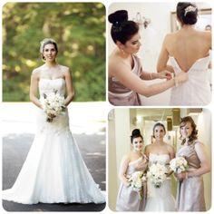 Emmy + Rodolphe : Un mariage DIY   Mariages & Turbulettes #bridesmaid #bride #mariée #témoins #vintage #mariageàdestination