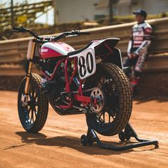 Buy and sell flat track motorcycles and all things flat track racing and street related. Flat Track Motorcycle, Flat Track Racing, Tracker Motorcycle, Motorcycle Racers, Ducati Motorcycles, Motorcycle Style, Flat Tracker, Cafe Moto, Cafe Racer Style