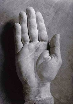 Brassaï,  Picasso's Right Hand on ArtStack #brassai #art