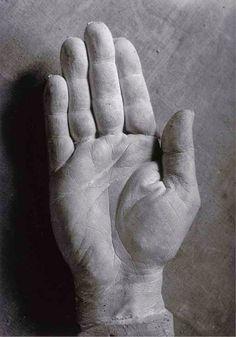Brassaï,  Picasso's Right Hand on ArtStack #brassai #art